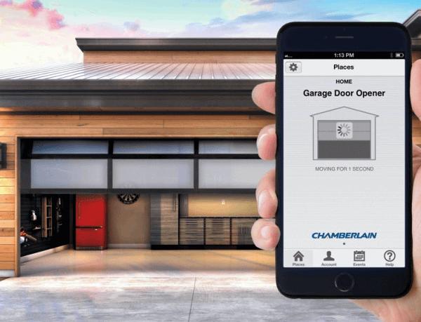 Smart Garage Door Opener NJ