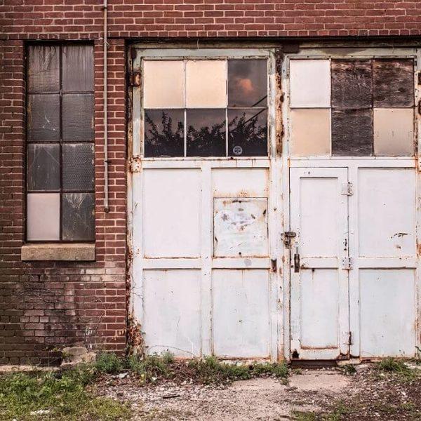 Old Garage Door Upgrade NJ